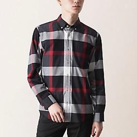 【Crestbridge 】ロイヤルオックスクレストブリッジチェックシャツ