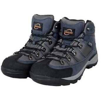 シューズ ブーツ 登山靴 キャラバン FTC-2 ネイビー 10022670
