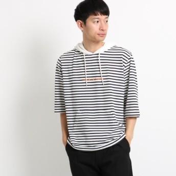[マルイ]【セール】ロゴプリントパーカー/ザ ショップ ティーケー(メンズ)(THE SHOP TK Mens)