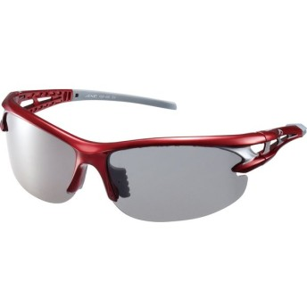 AXE(アックス) POLARIZED STYLE 偏光サングラス ASP495 レッド