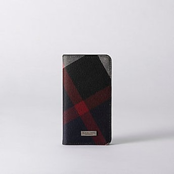 【Crestbridge 】クレストブリッジチェック PVC i-PhoneXケース