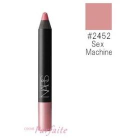 リップライナー NARS ナーズ ベルベットマットリップペンシル #2452 Sex Machine 2.4g メール便対応