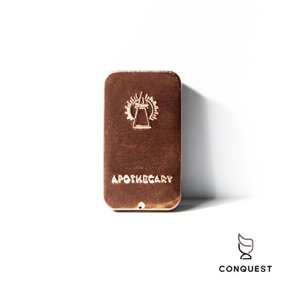 【 CONQUEST 】THE APOTHECARY Hot Shot Cologne 時下名流 體香膏 固態香水