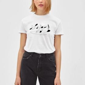 Tシャツ Line Art004(TRUSS ヘビーウェイトTシャツで)