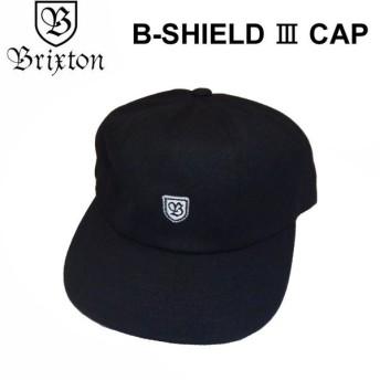 2018 Brixton ブリクストン キャップ B-SHIELD 3 CAP 帽子