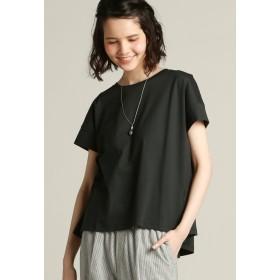 Pao de lo 【WEBサイズ別注】スーピマ天竺カットソー Tシャツ・カットソー,グリーン