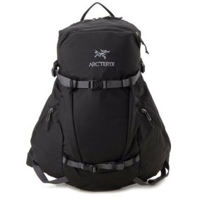 アークテリクス ARC'TERYX リュックサック 16193 クインティック 20L ナイロン バックパック ブラック