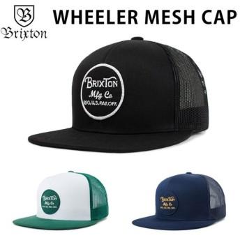 2019 Brixton ブリクストン キャップ WHEELER MESH CAP 帽子
