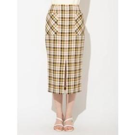 SALE開催中【sophila:スカート】チェックタイトポケットスカート