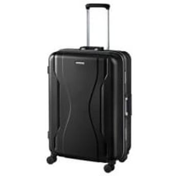 日本製スーツケース WT コヴァーラム 73L (ガンメタリック) 06582-02