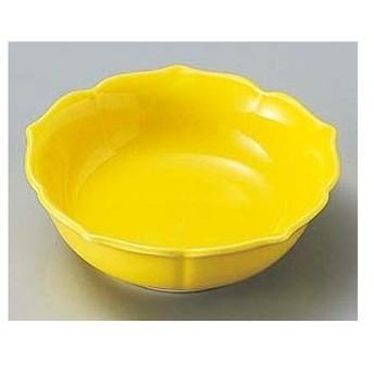 和食器 ホ093-257 黄花型松花堂小鉢