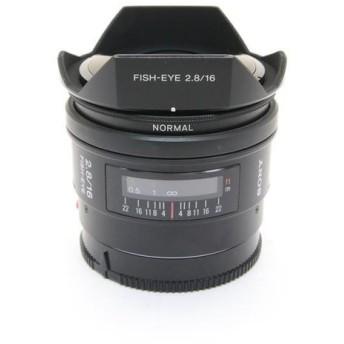 《並品》SONY 16mm F2.8 Fisheye SAL16F28