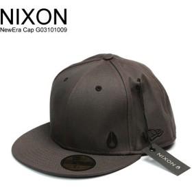 NIXON ニクソン NEW ERA ニューエラ キャップ