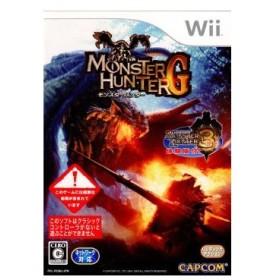 『中古即納』{表紙説明書なし}{Wii}モンスターハンターG(MHG)(20090423)