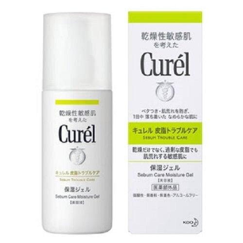 Curel 珂潤 控油保濕水凝露 120ml 全新封膜 效期2022.01 【淨妍美肌】