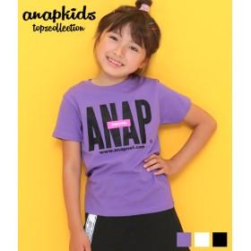 【セール開催中】ANAP KIDS(キッズ)ANAPTOKYOロゴUSAコットンTシャツ