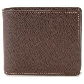 プリマヴェーラ PRIMAVERA メンズ 二つ折り財布 牛革 ブラウン PRWS346GBR ブランド