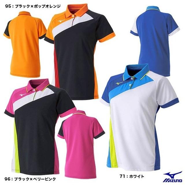 ミズノ(MIZUNO) テニスウェア レディース ゲームシャツ 62JA9215