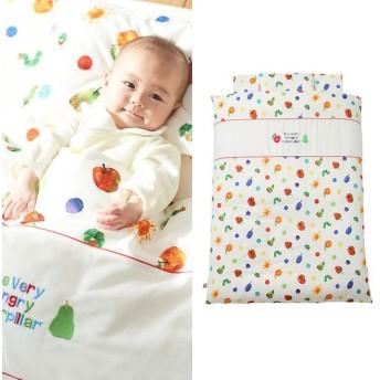 ベビー はらぺこあおむし  ウォッシャブル組布団9点セット 赤ちゃん ふとん 寝具 出産準備