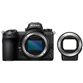 Nikon Z6 FTZ マウントアダプターキット [ミラーレス一眼カメラ(2450万画素・レンズ別売)] デジタル一眼カメラ