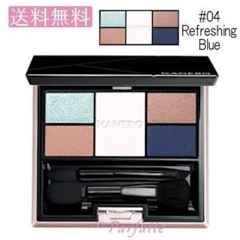 パウダーアイシャドウ KANEBO カネボウ セレクションカラーズアイシャドウ #04 Refreshing Blue 4.5gメール便対応 メール便送料無料 再入荷08