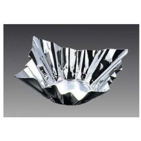 アルミ箔鍋 銀(200枚入)8号(80047)