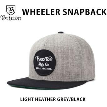 2019 Brixton ブリクストン キャップ WHEELER SNAPBACK 帽子