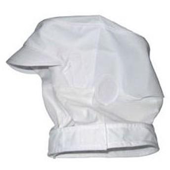 頭巾帽子 ショートタイプ 9-1016 白 L【】