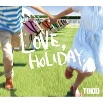 LOVE HOLIDAY.(通常盤)(CD)(中古品)