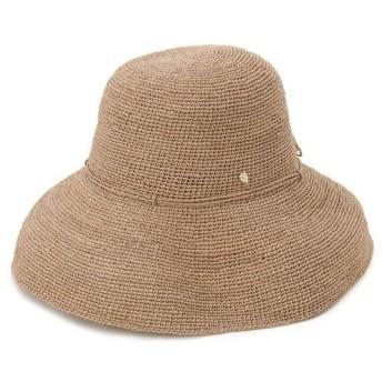 ヘレンカミンスキー 帽子 PROVENCE12-NOUG-GD 17177 NOUGAT レディース HELEN KAMINSKI 麦わら帽子 ブランド