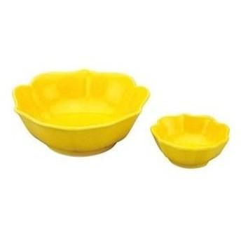 アルセラム強化食器 黄花型千代口 EC2-74【 和・洋・中 食器 】