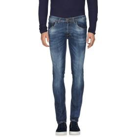 《セール開催中》LIU JO MAN メンズ ジーンズ ブルー 50 コットン 98% / ポリウレタン 2%