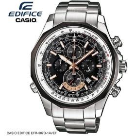 カシオ CASIO エディフィス EDIFICE クオーツ メンズ クロノ 腕時計 EFR507D-1AVEF