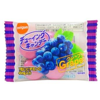 チューイングキャンディー グレープ味 [1箱 20袋入]