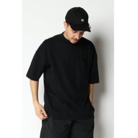 [マルイ]【セール】モックネックビッグ5分袖Tシャツ/イッカ メンズ(ikka)