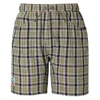 メンズ ウェア パンツ マウンテンイクィップメント ダブル ガーゼ ショート パンツ カラー G03 425422