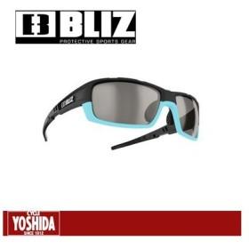 ブリス(BLIZ) TRACKER <Rubber black/Turqoise/Smoke w silver mirror> サングラス