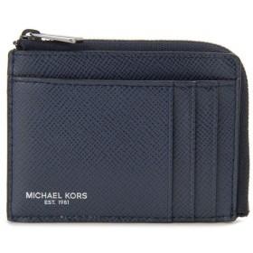 マイケルコース カードケース Michael Kors 39F5LHRZ7L 406 ネイビー メンズ