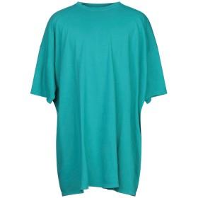 《期間限定 セール開催中》DANILO PAURA メンズ T シャツ ターコイズブルー S コットン 100%