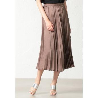 LOVELESS 【LOVELESS】WOMEN プリーツスカート その他 スカート,ブラウン3