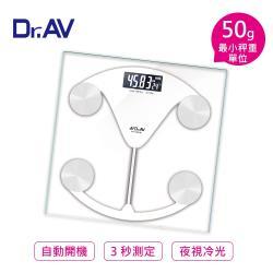 【N Dr.AV聖岡科技】PT-2019 電子體重計