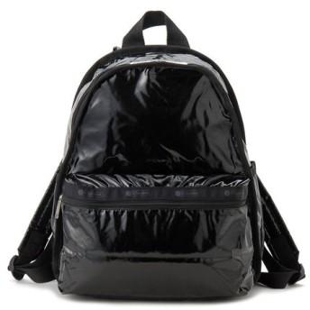 レスポートサック リュック LeSportsac 7812 9908 ベーシックバックパック ブラックパテント レディース