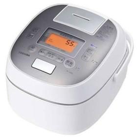 東芝(TOSHIBA) 炊飯器 真空圧力IH RC-18VSL(W)グランホワイト【新品・送料無料】