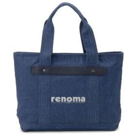 レノマ renoma トートバッグ 1505006-04506T キャンバス デニム