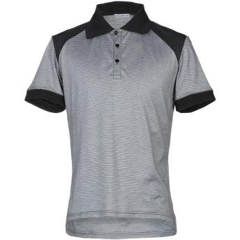 《9/20まで! 限定セール開催中》COSTUME NEMUTSO メンズ ポロシャツ グレー S コットン 100%