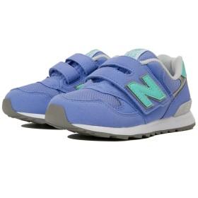 (NB公式)【ログイン購入で最大8%ポイント還元】 キッズ PO313 LC (パープル) スニーカー シューズ 靴 ニューバランス newbalance