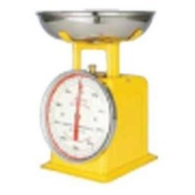 アメリカンキッチンスケール100-061 1kg イエロー