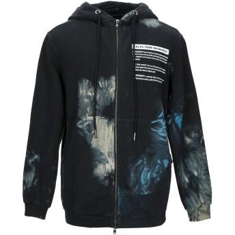 《9/20まで! 限定セール開催中》MAUNA KEA メンズ スウェットシャツ ブラック M コットン 100%