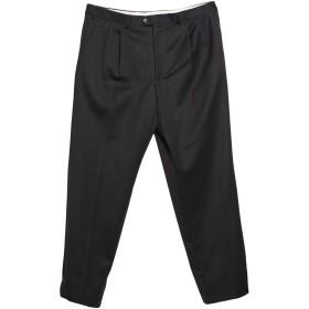 《期間限定セール開催中!》GERMANO メンズ パンツ ダークブラウン 60 毛(ピュアバージンウール / ウールマーク付き) 100%
