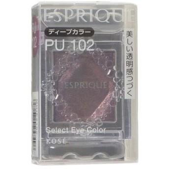 コーセー エスプリーク セレクトアイカラー PU102 ピンクゴールドに輝くボルドー レフィル 1.2g